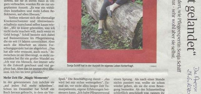 """Persönliches Resümee zum Corona-Lockout in """"Die Presse"""""""