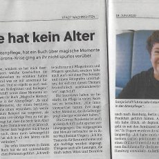 Rezension in den Salzburger Nachrichten