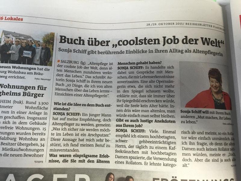 Bezirksblätter Flachgau