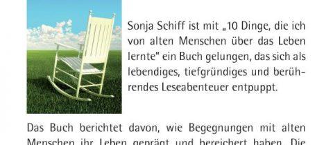 Lesung Salzburg: Von alten Menschen lernen?