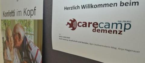 Das war das carecamp demenz 2016