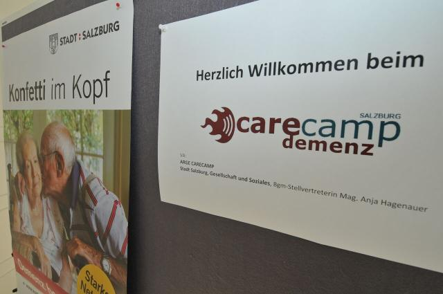 Das war das carecamp demenz 2016